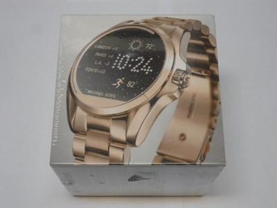 MICHAEL KORS Access Mkt5004 Ladies Bracelet Smart Watch Half Price at House of Fraser £179