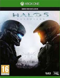Halo 5 Guardians (Xbox One) £8.99 Delivered @ Argos/eBay