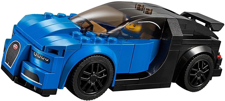 LEGO 75878 Speed Champions Bugatti Chiron only £8.56 (Prime) / £12.55 (non Prime) at Amazon