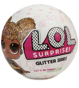 LOL Surprise! Party Glitter – 7 Series – Special Glitter £11 (Prime) / £14.99 (non Prime) at Amazon