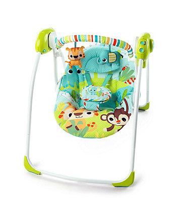 Bright Starts Smiling Safari Portable Swing - £19.99 @ Mothercare