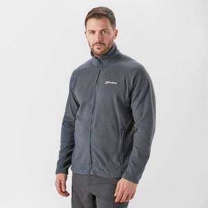 BERGHAUS Men's Hartsop Full-Zip Fleece £26.50 with code @ ultimate Outdoors - c&c £1