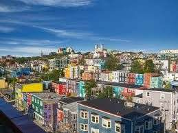 May/June Flights to Canada (St John's/Newfoundland) £161.12pp @ GotoGate