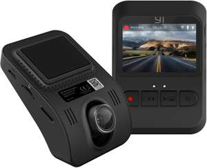 YI Dash Cam Full HD 1080P Car Camera 2.0 LCD Screen £26.99 voucher MINIDASH (24HR only) @ Sold by YI Official Store UK and Fulfilled by Amazon