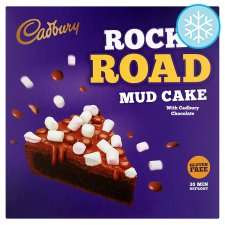 Cadbury Rocky Road Mud Cake 420G – £2 @ Tesco