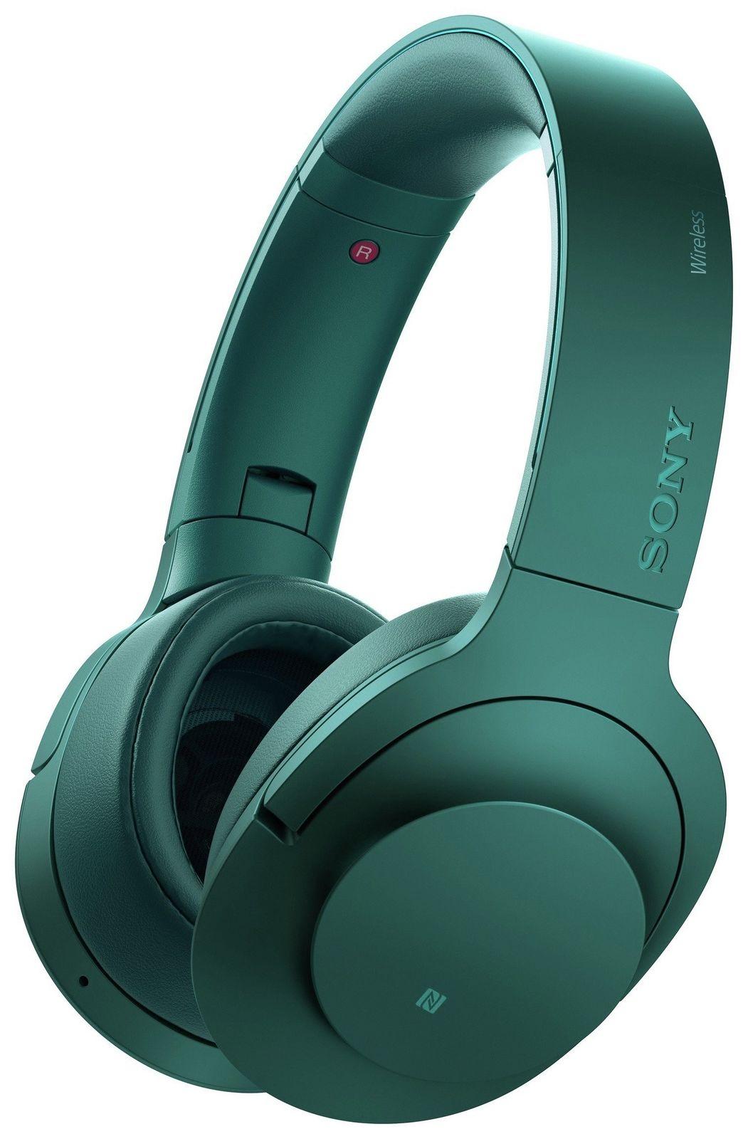 Sony h. Ear MDR-100ABN NFC Over-Ear Wireless Bluetooth Headphones £132.99 @ argos ebay