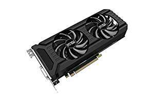 Palit GeForce GTX 1080 Dual OC 8 GB GDDR5X PCI Express 3.0 Graphics Card - Black by Palit - £469.99 @ Amazon