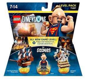 LEGO Dimensions - The Goonies Level Pack £10.99 Amazon Prime / £13.98 non prime