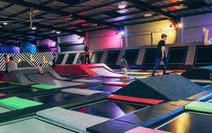 2 for 1 @ Jump Inc trampoline parks