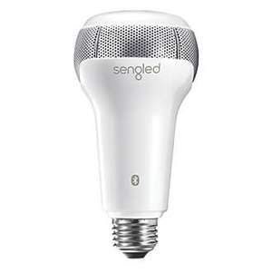 Sengled PULSE Solo @ Screwfix. LED Bulb with Built in 6W JBL Stereo Speaker. Control via Smartphone or Tab£17.99 c&c