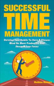 "Hot Ebook offer! Ebook ""Time Management"" is free on AMAZON KINDLE instead of 3,99"