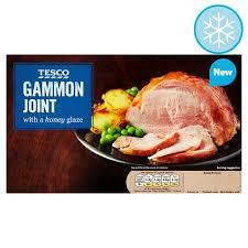 Tesco frozen gammon joint £1.75 instore Dumfries