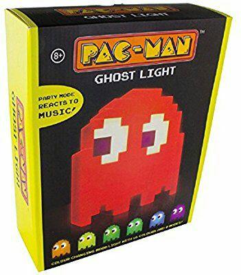Pac Man ghost light £8 prime / £12.49 non prime @ Amazon