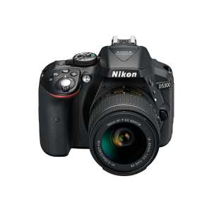 Trade In Deal Nikon D5300: Save £50 when you trade in your old camera @ John Lewis