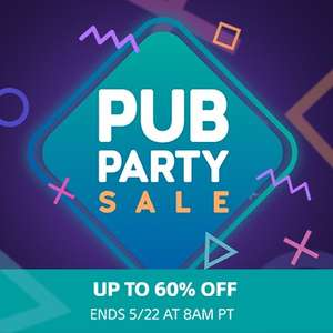 Pub Party Sale at PlayStation PSN Store US * Saints Row, Darksiders, Destroy All Humans, Red Faction, Giana Sisters, Homefront, Legend of Kay, Dead Island, Agents of Mayhem, Dirt 4, Metro, Dreamfall Chapters and MORE *FULLY UPDATED