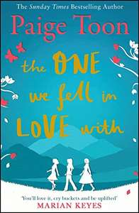 Grab This Quick -  Paige Toon -  The One We Fell in Love With   [Kindle Edition]  - Showing Free (KIndle price normally £4.99)   @ Amazon