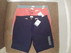 Dockers Chino stretch shorts in store £17.99 @ Costco