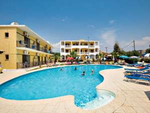14 Nights, Self Catering, Ananias, Greece, Corfu, St George South only £200 pp (based on 2) inc flights (Luton),  luggage, transfers @ Thomas Cook (30 May - 13 June)