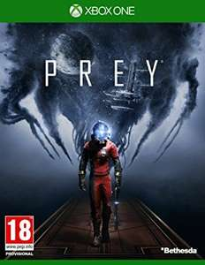 Prey (Xbox One) for £8.85 @ Simply Games