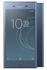 Sony Xperia XZ1 Blue OR Pink 4GB 4G Data / Unltd Mins & Texts £22pm - ZERO upfront cost + 6 Months Apple Music/ 3 Months BT Sport & more w/code @ BuyMobiles