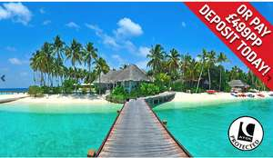 Maldives, South Asia 7-10 Night Full-Board Hotel Stay With Flights & Speed Boat Transfers FROM £999 By Crystal Travel (go groopie)