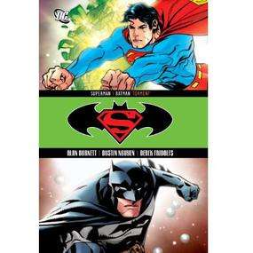 Superman/Batman: Torment (Titan Edition) Graphic Novel £2.99 @ Forbidden Planet (£1 Postage)