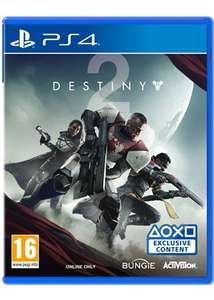Destiny 2 PS4 discount offer