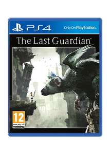[PS4] The Last Guardian - £13.85 - Base (£11.99 Pre-owned - Music Magpie)