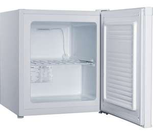 ESSENTIALS CTF34W15 Mini Freezer A+ Energy only £49.97 delivered @ Currys discount offer