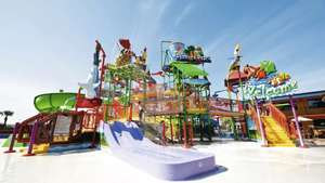 COCO KEY HOTEL & WATERPARK IN INTERNATIONAL DRIVE, ORLANDO, UNITED STATES OF AMERICA Family of 4 14 Nights 12 June Glasgow