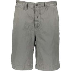 TK Maxx: Men's Ralph Lauren Polo grey chino shorts (£10 + £3.99 Delivery) - Size Small
