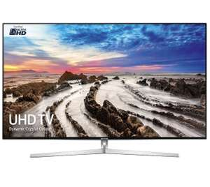 "Samsung UE55MU8000 HDR10004K UltraHD Smart 55"" INCLUDED 5 year warranty Tv £699.97 instore at Currys bedford"