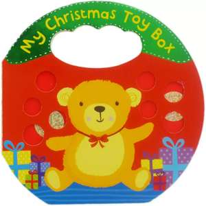 My Christmas Toy Box - Now 50p at The Works + Free C&C