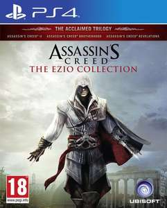 [PS4] Assassin's Creed: The Ezio Collection - £13.49 (New) - Music Magpie