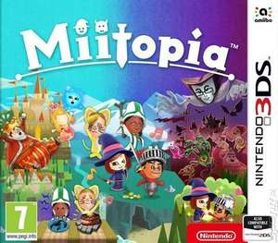 Miitopia for Nintendo 3DS - £24.29 New @ Musicmagpie