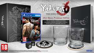 Yakuza 6 The Song of Life After Hours Premium Edition (PS4) £59.95 Delivered @ SimplyGames