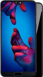 Huawei P20 Black / 25 gb / unl txt and minutes - 24 month contract / £38 a month - O2 £912 @ mobilephonesdirect - £240 cashback