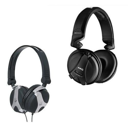 AKG K181 DJ UE Headphones £32.98 / AKG K81 DJ Headphones £17.98 delivered @ Gear4Music