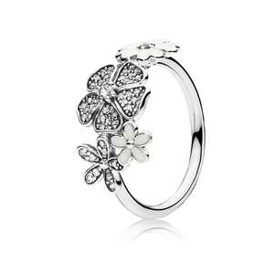 PANDORA Shimmering Bouquet Ring (was £60) Now £39 delivered at Argento  (more in post from £15)