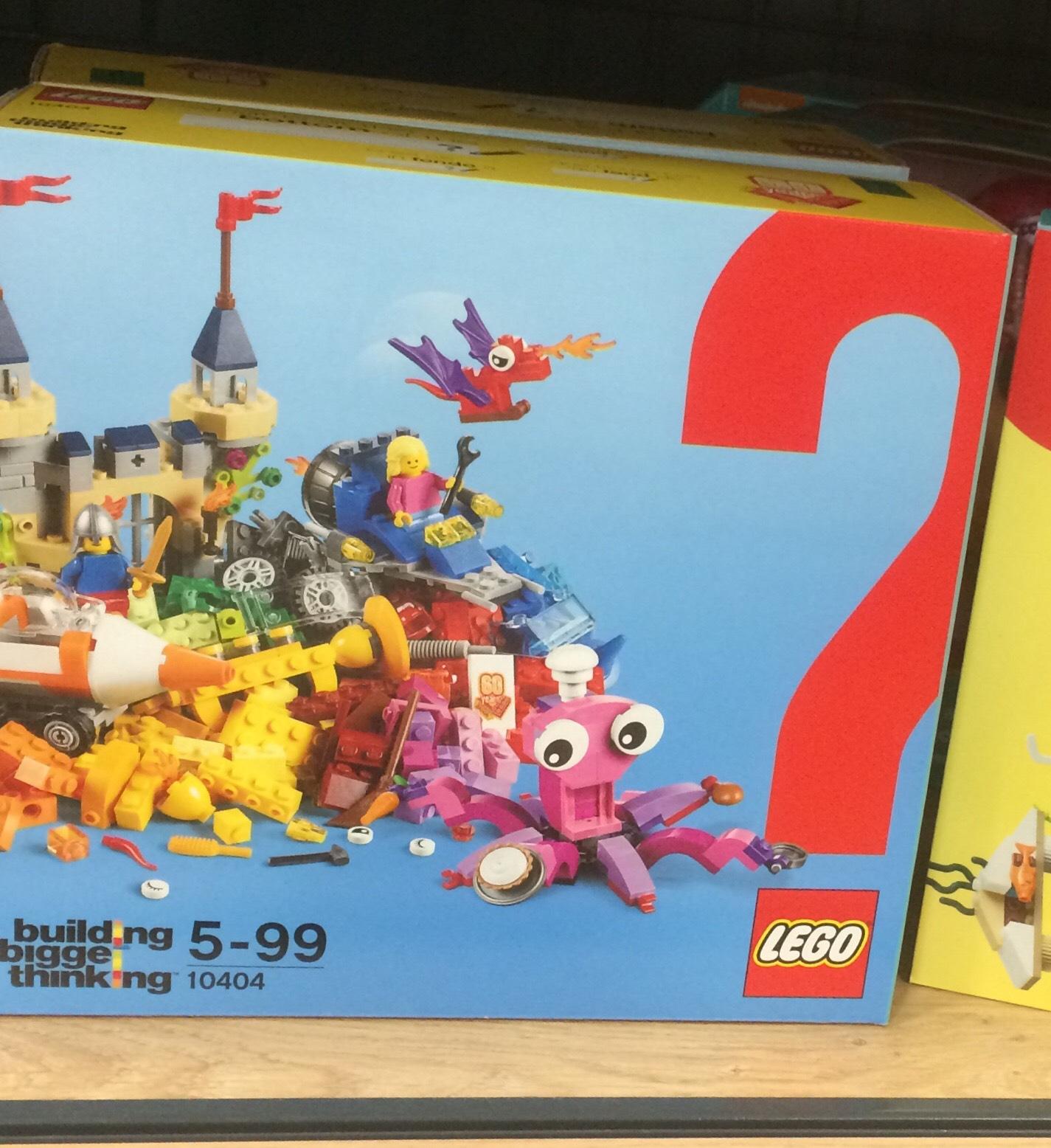 Lego classic 10404 - £12.50 instore @ Tesco (Nottingham)
