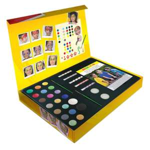 Snazaroo Ulitimate Face Painting 36 Piece Set - £20.49 @ Sold by Crafty Arts and Fulfilled by Amazon