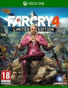 Far Cry 4 (Pre Owned) - Xbox One - £6.23 @ Music Magpie