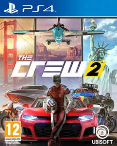 The Crew 2 PS4/XBOX ONE Shopto pre-order.Released  29th June - £39.85