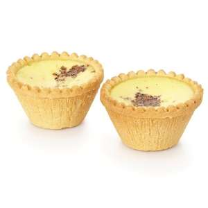 Morrisons Egg Custard Tarts 2 for a £1
