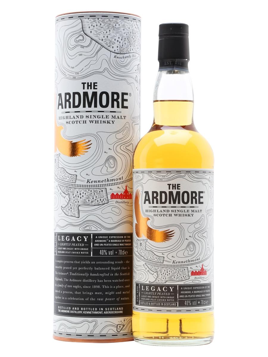 The Ardmore single malt £20 @ Asda (online & instore)