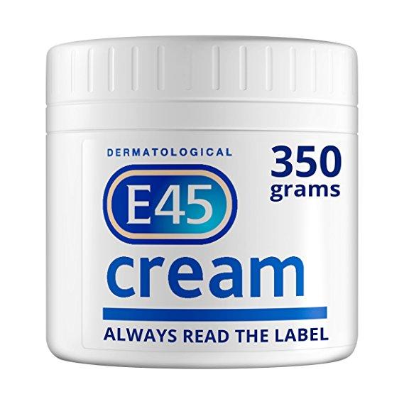 E45 Dermatological Cream, 350 g - 61p (Prime) £4.60 (Non Prime) @ Amazon