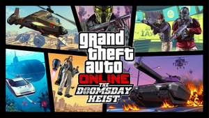 GTA 5 PC - £16 (with code) @ GMG