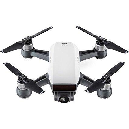 DJI Spark Drone - Alpine White. Grade A - £295 @ CEX