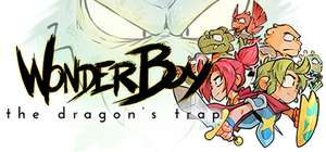Wonder Boy: The Dragon's Trap £7.49 -50% Steam