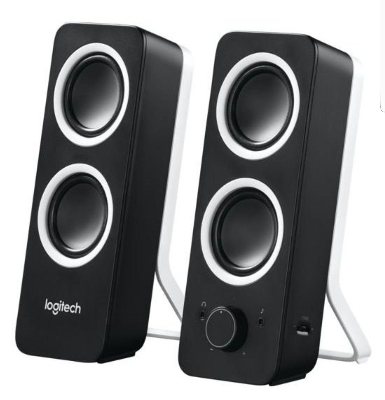 Logitech Z200 speakers - Amazon - £20.77